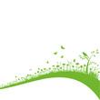 Vektor Blumenwiese