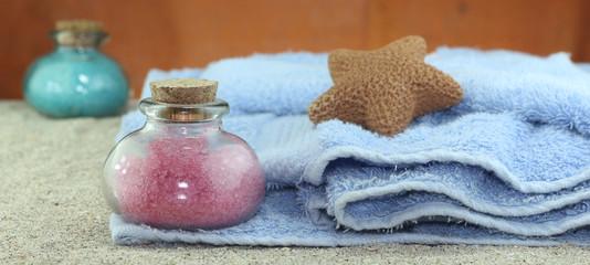 sales de baño para spa