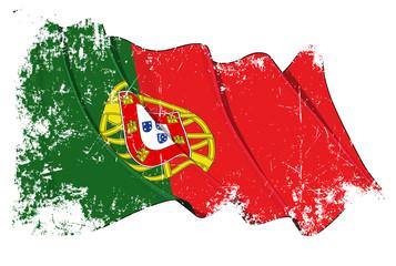 Grange Flag of Portugal