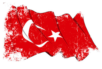 Grange Flag of Turkey
