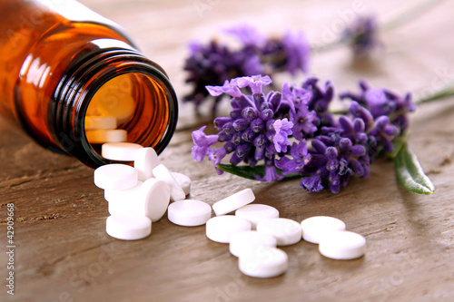 Schüsslersalze und Lavendel