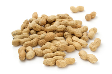 Mucchio di arachidi