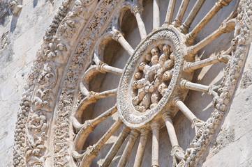 Cathedral of Ostuni. Puglia. Italy.