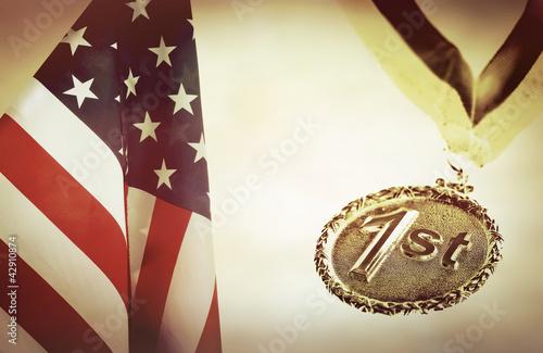USA 1st