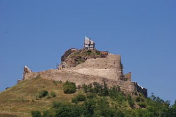 Fortress of Rupea, Transylvania, Romania