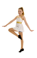 Tween Jazz Dancer