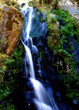 Waterfall in Acor mountain, Arganil, Portugal
