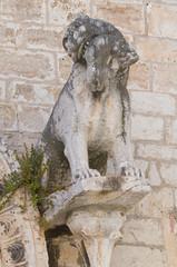 Church of St. Giacomo. Trani. Puglia. Italy.