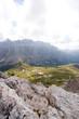 Grödner Joch - Dolomiten - Alpen