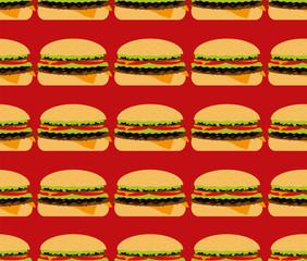 seamless textures, hamburger
