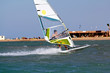 High Speed Windsurfer