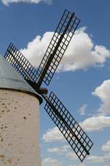 Antiguo molino de viento, La Mancha