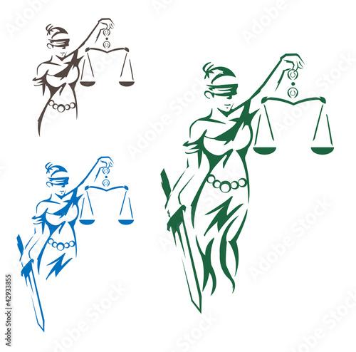 Lady Justice - 42933855