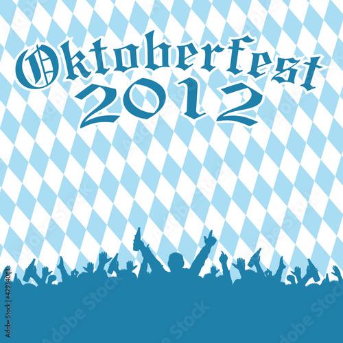 Flyer - Oktoberfest 2012 (II)