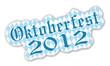 Sticker - Oktoberfest 2012 (I)