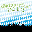 Flyer - Oktoberfest 2012 (I)