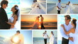 Montage Sunset Beach Wedding