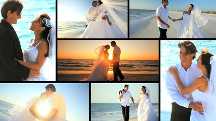 Luxury Island Wedding Montage