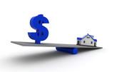 Real Estate Finance blue color