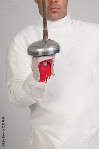 fencer athlete