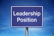 Leadership Position