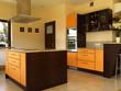 Interior of elegant kitchen