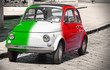 Italian vintage car.