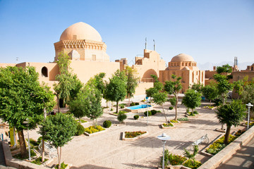Alexander's prison  , Yazd, Iran