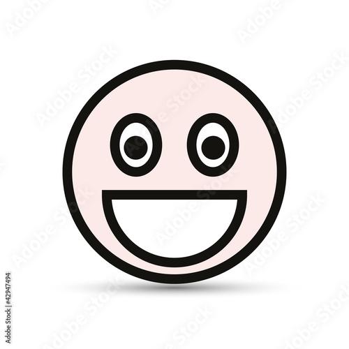 picto bonhomme sourire
