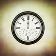 twelve clock