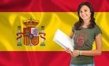Fototapety Learn Spanish