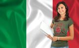 Fototapety Learn Italian