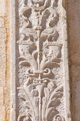 St. Eustachio Cathedral. Acquaviva delle Fonti. Puglia. Italy.