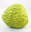 Sugar Apple on white background