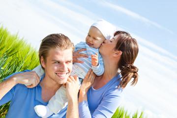 spass und freude familie