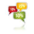 10%, 25% oder 50% Rabatt!