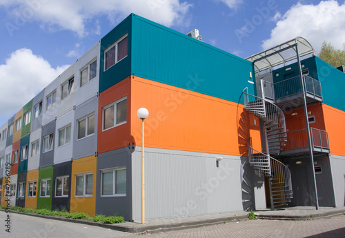 Container Cargo Houses - 42956285