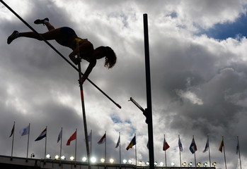 Pole Vault Athletics