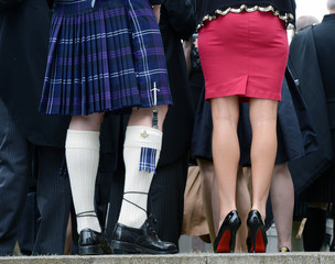 Kilt and Skirt