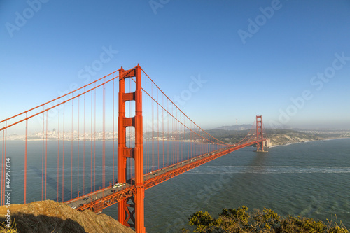 Fototapeten,san francisco,golden gate bridge,golden gate,säulen