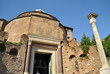 Temple of Romulus in th Roman forum
