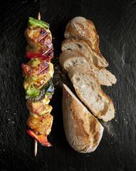 Barbecue Brochette de Poulet