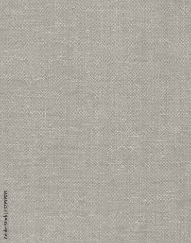 Natural vintage linen burlap textured fabric texture, old rustic