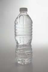 Single Plastic Bottled Water