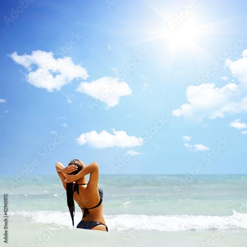 Urlaubsparadies - Sonne, Strand und Meer