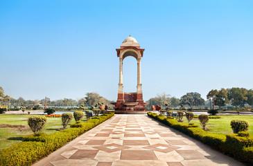 Indian Gate in Delhi