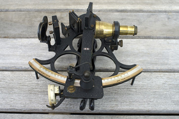 Sextant - Sea Navigation Instrument