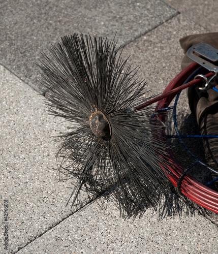 Handwerkszeug des Schornsteinfegers - 42966081