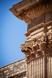 Columns, St Irene's church, Lecce, Italy