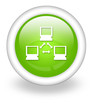 "Light Green Icon ""Network"""